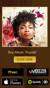 Kuzola - Lucia de Carvalho