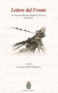 Copertina Libro dal titolo: Lettere dal Fronte - Libro di Leonarda Crisetti Grimaldi